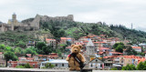 The fortress of Tbilisi