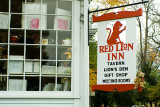 At the Red Lion Inn