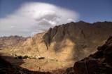 Mont Sinaï, monastère Ste Catherine