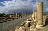 Gadara, voie romaine