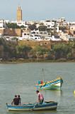 Vue sur la casbah des Oudayas