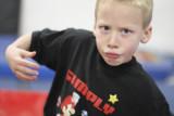 Callahan's Birthday at Nat Academy of Arty Gymnastics