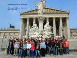 Hauptschule Lanzenkirchen im Parlament