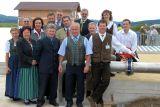 Biogasanlage Lanzenkirchen: Tag der offenen Tür