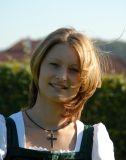 Sandra Rodler, 2821 Lanzenkirchen, Bezirksleiterin der Landjugend