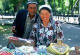 UZBEK COUPLE