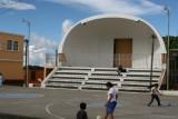 Concha Acustica y Area Deportiva