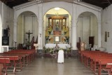 Interior de la Iglesia de la Cabecera