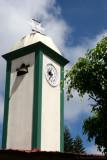 Detalle de la Torre del Reloj
