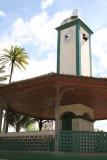 Torre del Reloj en el Parque Central