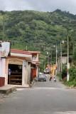 Montañas Rodean la Cabecera Municipal