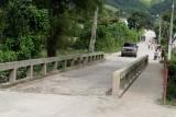Puente Sobre el Rio San Rafael que Atraviesa la Poblacion
