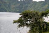 Vista del Suroccidente de la Laguna de Ayarza