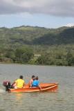 Paseo en Lancha en la Laguna del Pino