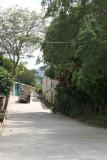 Calle de la Zona Urbana de la Cabecera