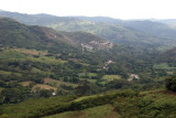 Panoramica del Area Donde se Ubica la Cabecera Municipal