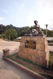 Monumento en el Parque Central
