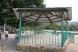 Quiosco en el Parque