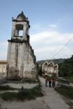 Ruinas de la Antigua Iglesia Catolica