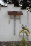 Cruz Conmemorativa Frente al Parque Central
