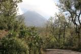 Vista Desde el Sur-Oeste del Volcan de Pacaya
