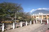 Vista Panoramica desde el Atrio de la Iglesia