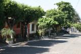Calle Tipica de las Areas Residenciales