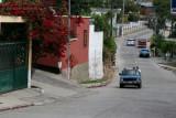 Calle Principal y de Ingreso a la Poblacion