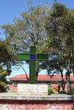 Cruz en el Parque Central