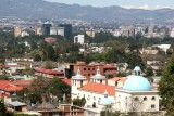 Vista Panoramica de la Capital de Guatemala desde esta Cabecera