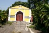 Pequeña Iglesia dentro del Poblado