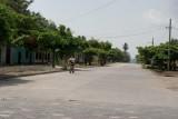 Calle Nicaragua en el Centro Urbano