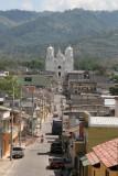 Calle Real, Entre el Parque y la Basilica