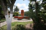 Fuente Colonial en el Parque