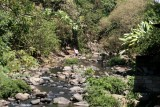El Rio Ican Atraviesa la Poblacion