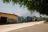 Murales Decoran una Escuela de Parvulos