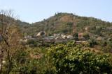 La Cabecera se Ubica en una Montaña