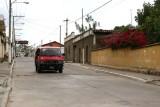 Calle Principal de Ingreso al Poblado