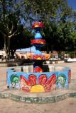 Fuente al Centro del Parque