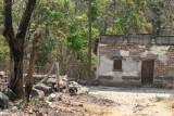 Casa Antigua en uno de los Callejones del Poblado