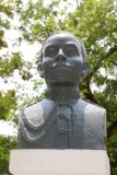 Busto al Militar Adolfo Venancio Hall Ramirez