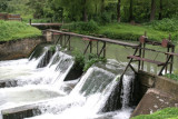 Represa Antigua Sobre el Rio Cahabon