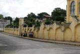 Vista Posterior del Palacio de Gobernacion