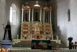 Detalle del Altar Mayor