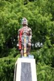 Monumento al Cacique Juan Matalbatz