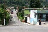 Las Calles del Poblado son muy Tranquilas