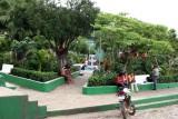 Vista Parcial del Parque Central