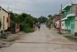 Calle Tipica del Area Urbana