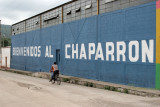Calle de Ingreso al Poblado desde Jalapa