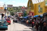 Calle Comercial Frente al Mercado Municipal